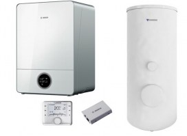 Bosch Condens GC9000iW 20 E + WST 290-5 SCE + CW 400 + MBLANi